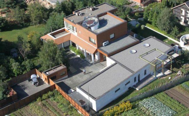 дом Ивана Урганта