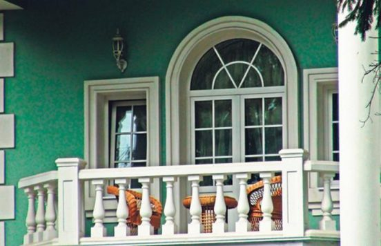 дом Юрия Антонова