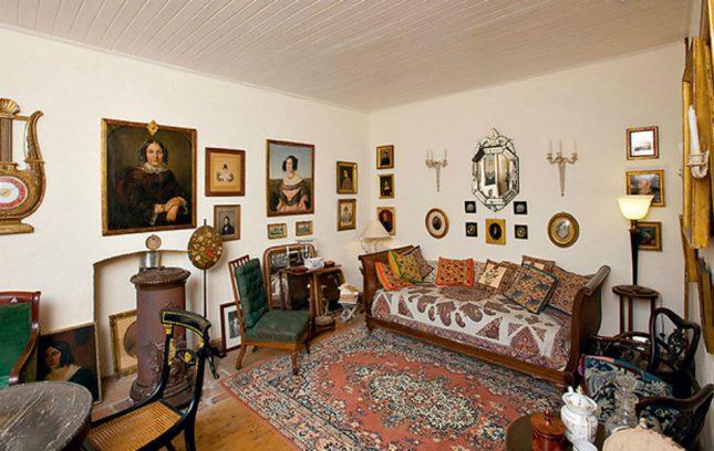 дом Александра Васильева