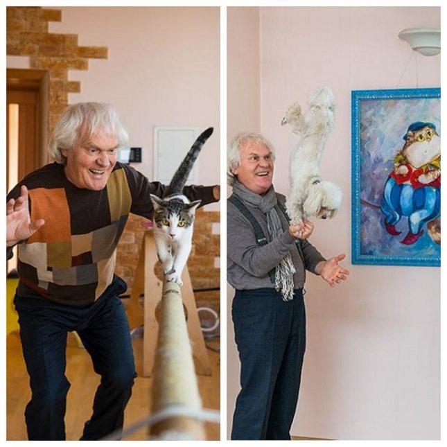 дом Юрия Куклачёва