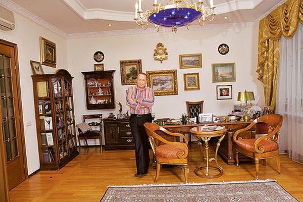 квартира Александра Маслякова
