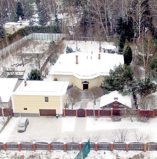 дом Александра Маслякова