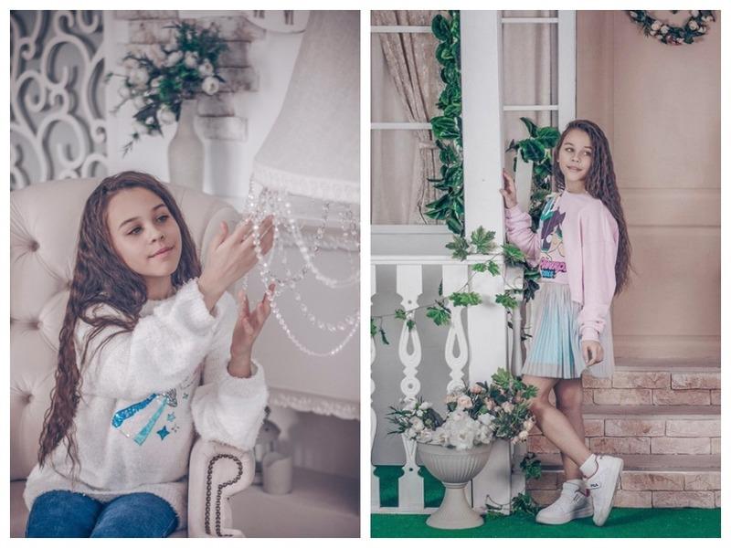 Где живёт Милана Некрасова: модная квартира маленького блогера