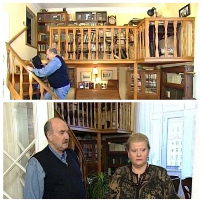 дом Ирины Муравьёвой