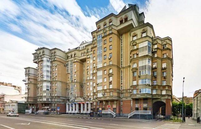 квартира Владимира Соловьёва