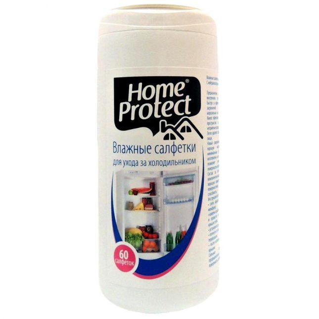 Влажные салфетки Home Protect