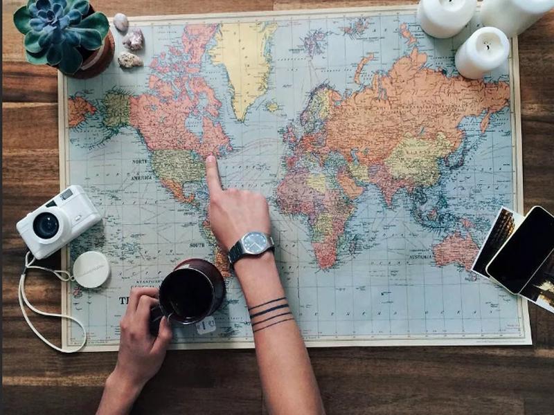 Пройдите интересный тест и узнайте, в какой стране вы должны жить