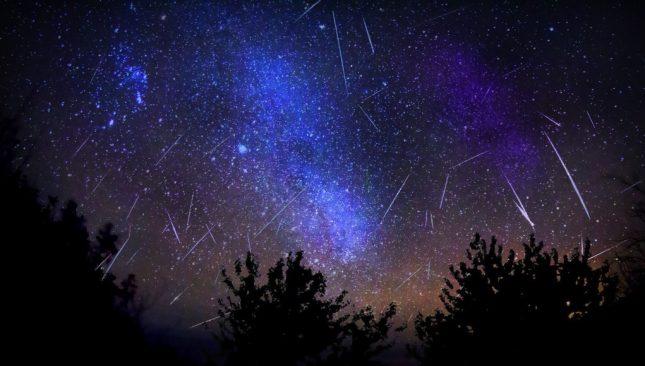 Небо со звёздами