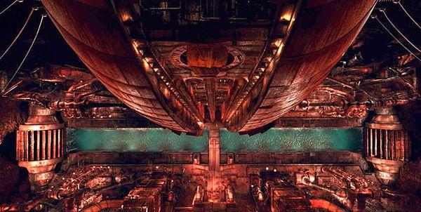 Подземный город Эмбер