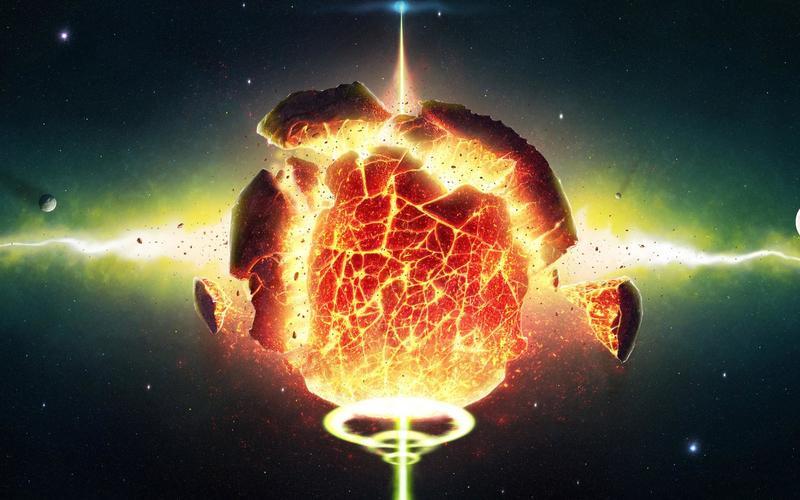 Что будет, если Солнце станет чёрной дырой: последствия апокалипсиса