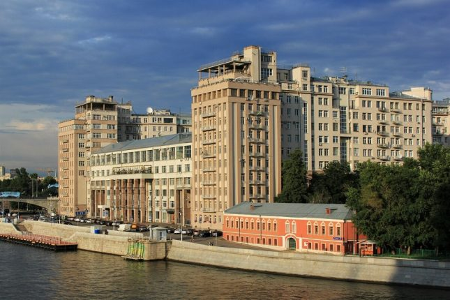 квартира Александра Домогарова