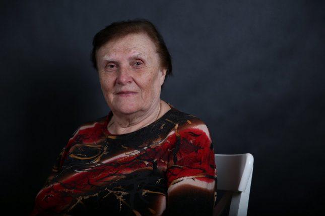 ясновидящая баба Нина из сериала «Слепая»