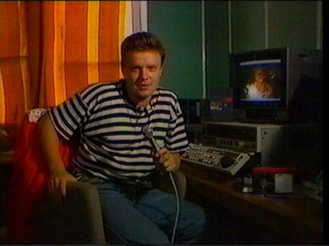 Сергей Супонев в передаче «Денди — новая реальность»