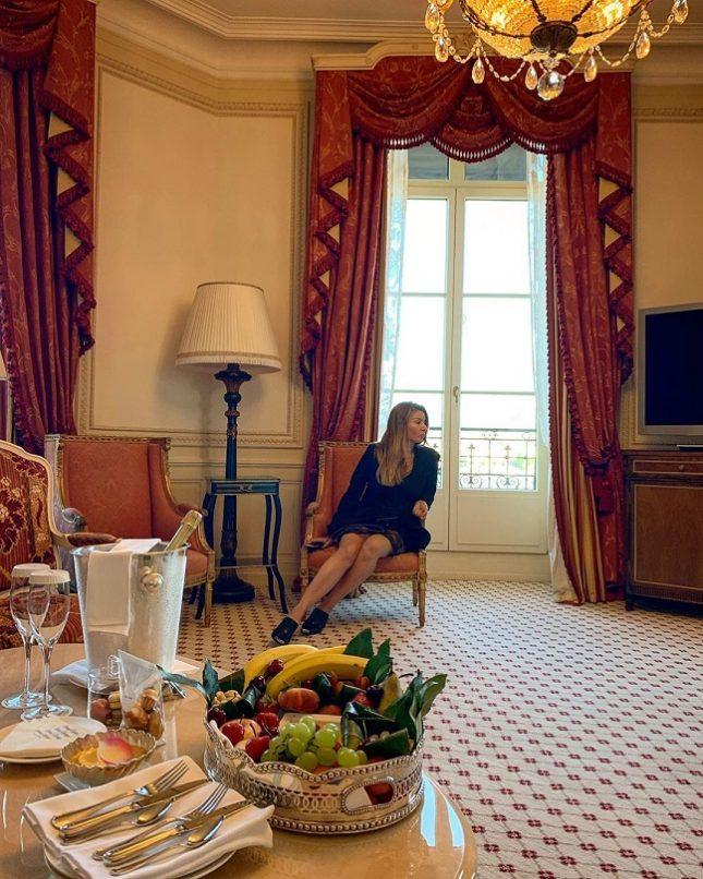 Дом Жанны Бадоевой