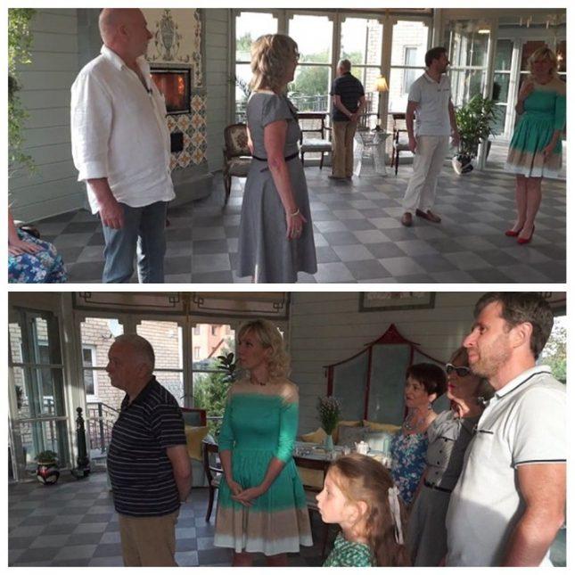 Дача родителей Марии Захаровой