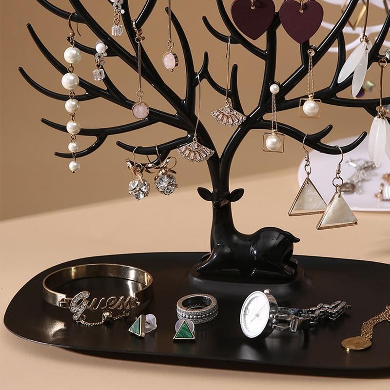 5 удобных и красивых способов хранения ювелирных украшений и бижутерии