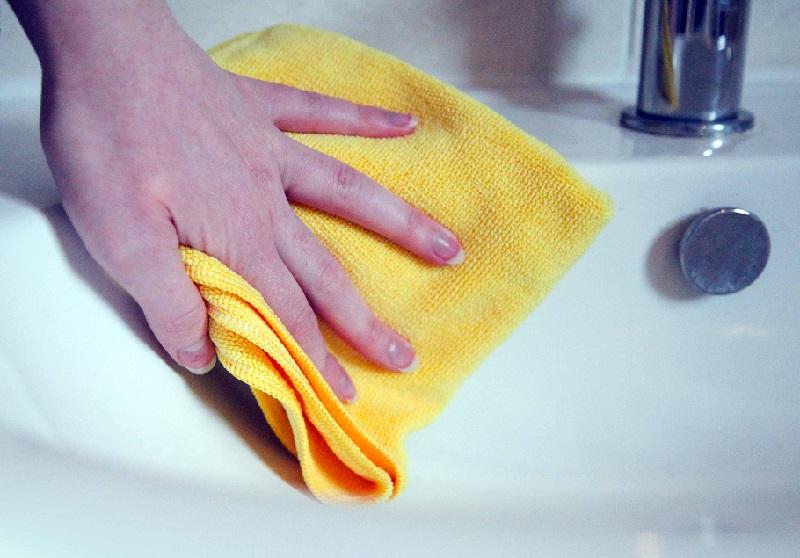 7 предметов в доме, для очистки которых лучше использовать салфетку из микрофибры