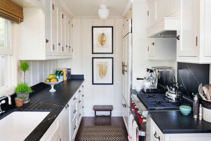 5 неявных преимуществ маленькой кухни